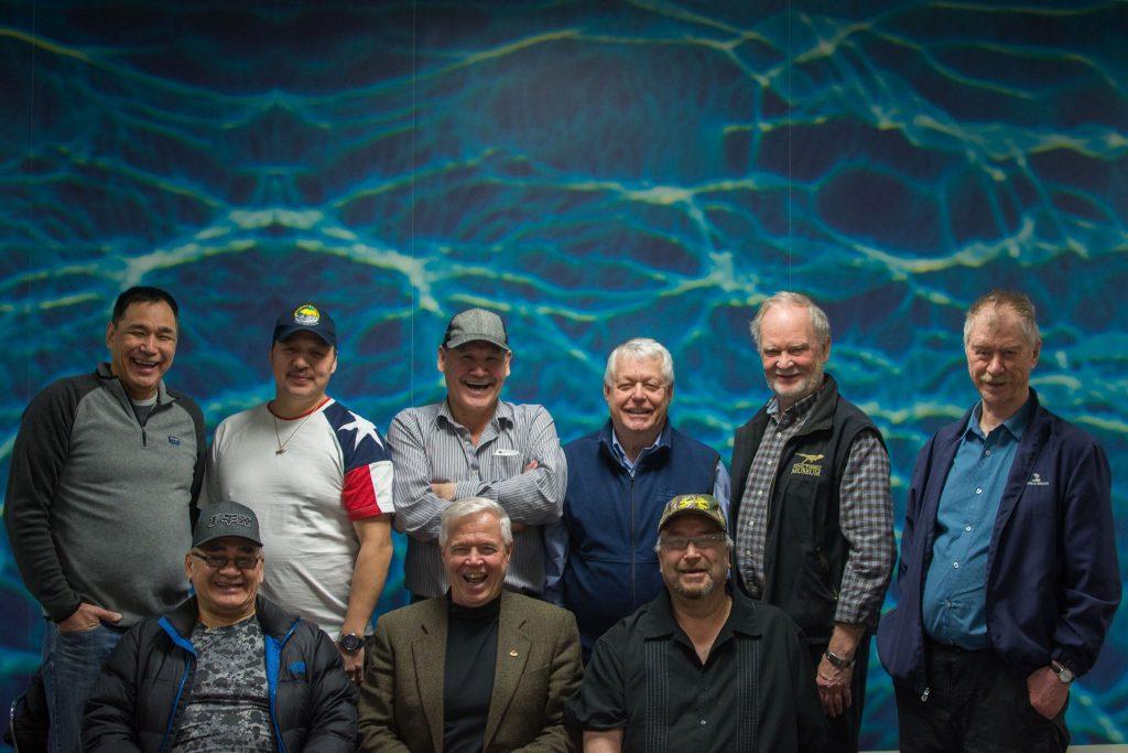 2016-01-15 FJMC group photo with Dang & Chuck Gruben (left)