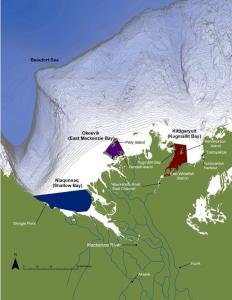 Tarium Niryutait MPA Map (DFO)